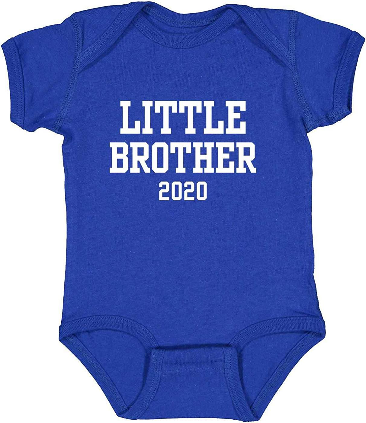 Little Brother 2020 on Infant Bodysuit