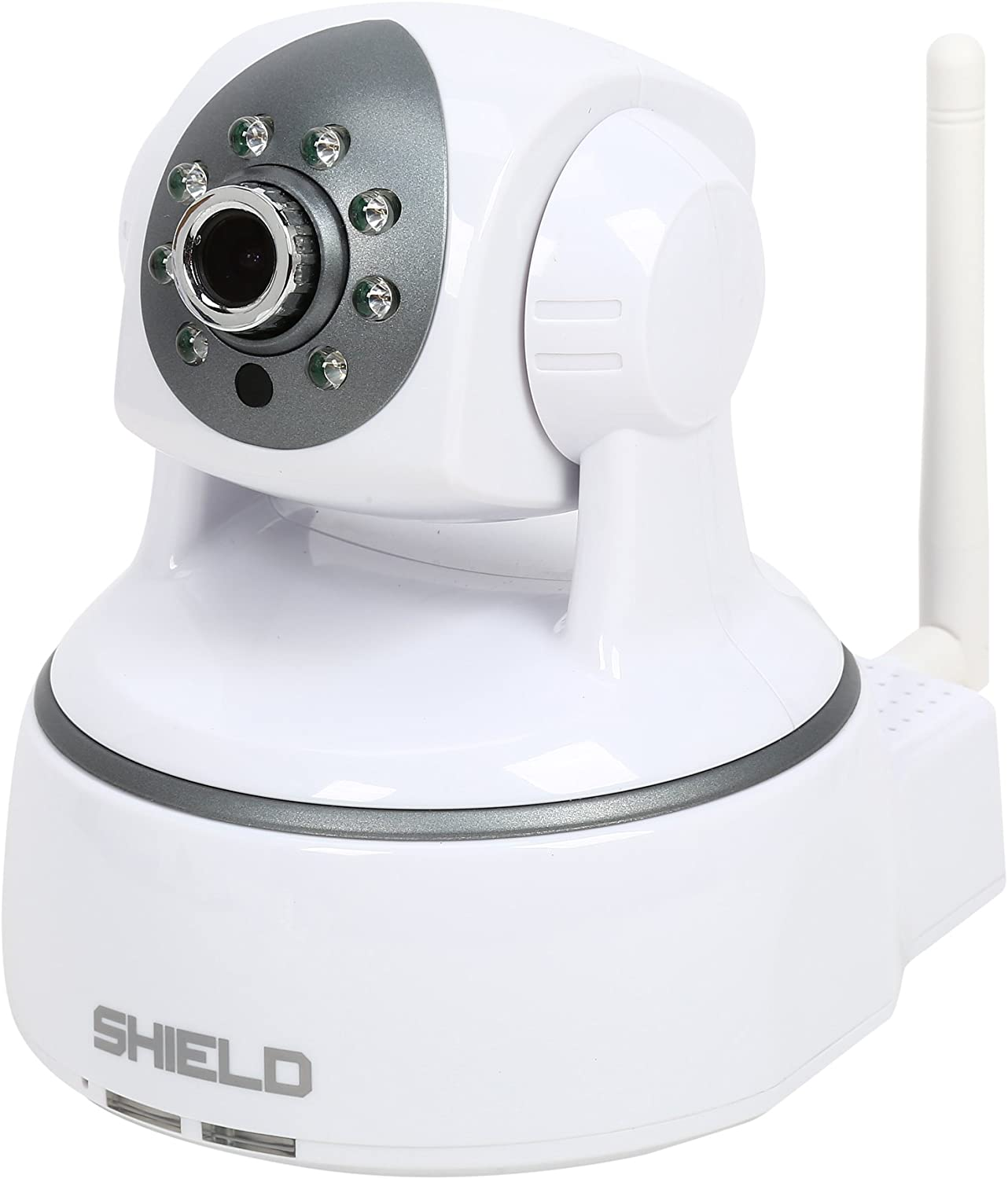 Rosewill SHIELDeye RSCM-13601W, Pan and Tilt, Day/Night Wireless IP Camera with Easy Installation and 2 Way Audio