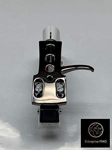 Titanium headshell + needle GEMINI XL500, XL300, XL600, XL100, XL200, XL400