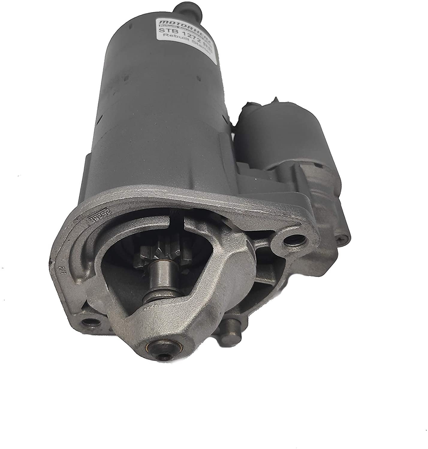 Starter STB1272RB Remanufactured by ATG Certified, 1 Year Warranty