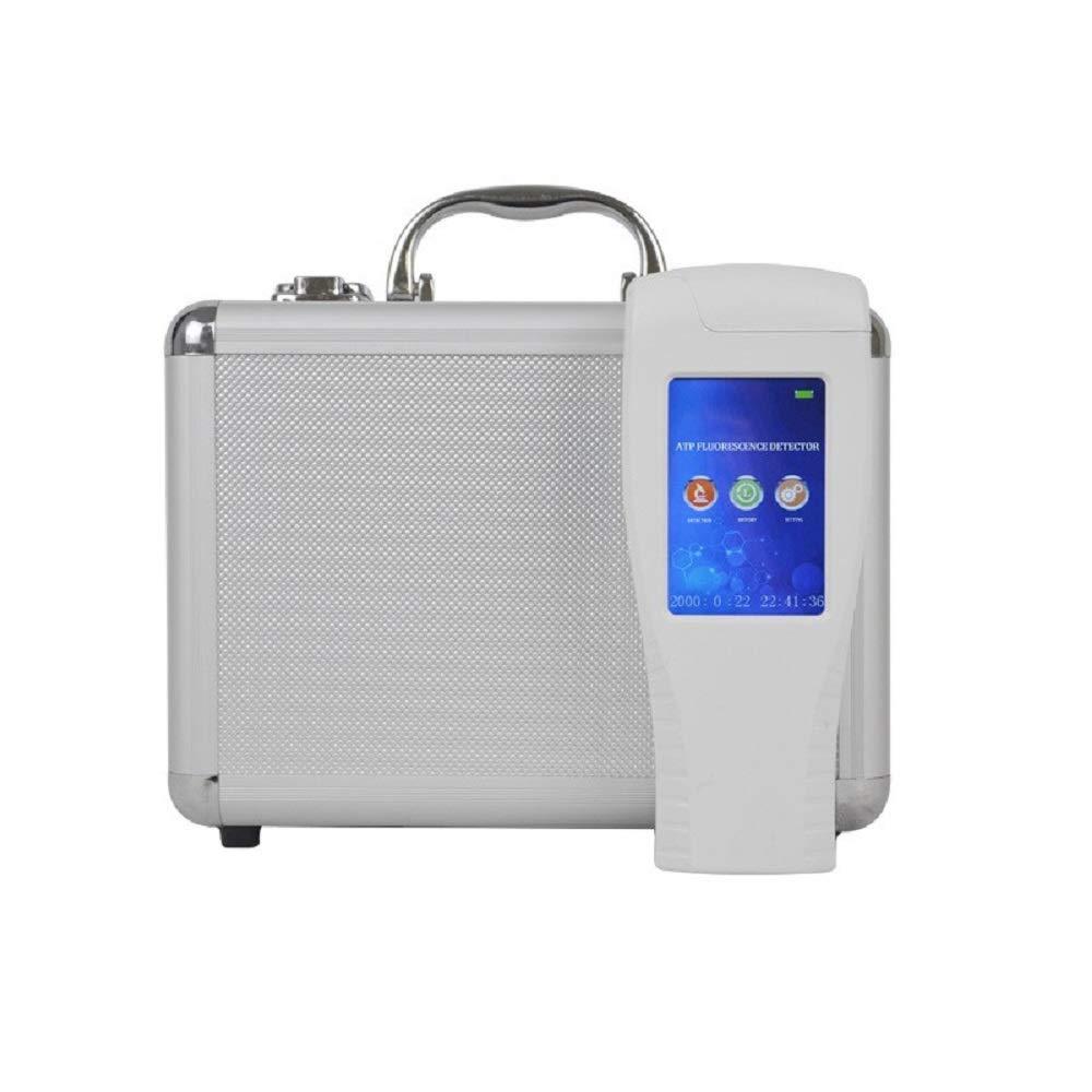 Universal ATP Tests, Portable ATP Hygiene Monitoring System Hygiene Moniter Meter Analyzer Tester ATP Fluorescence Rapid Detector, Not Include Swab