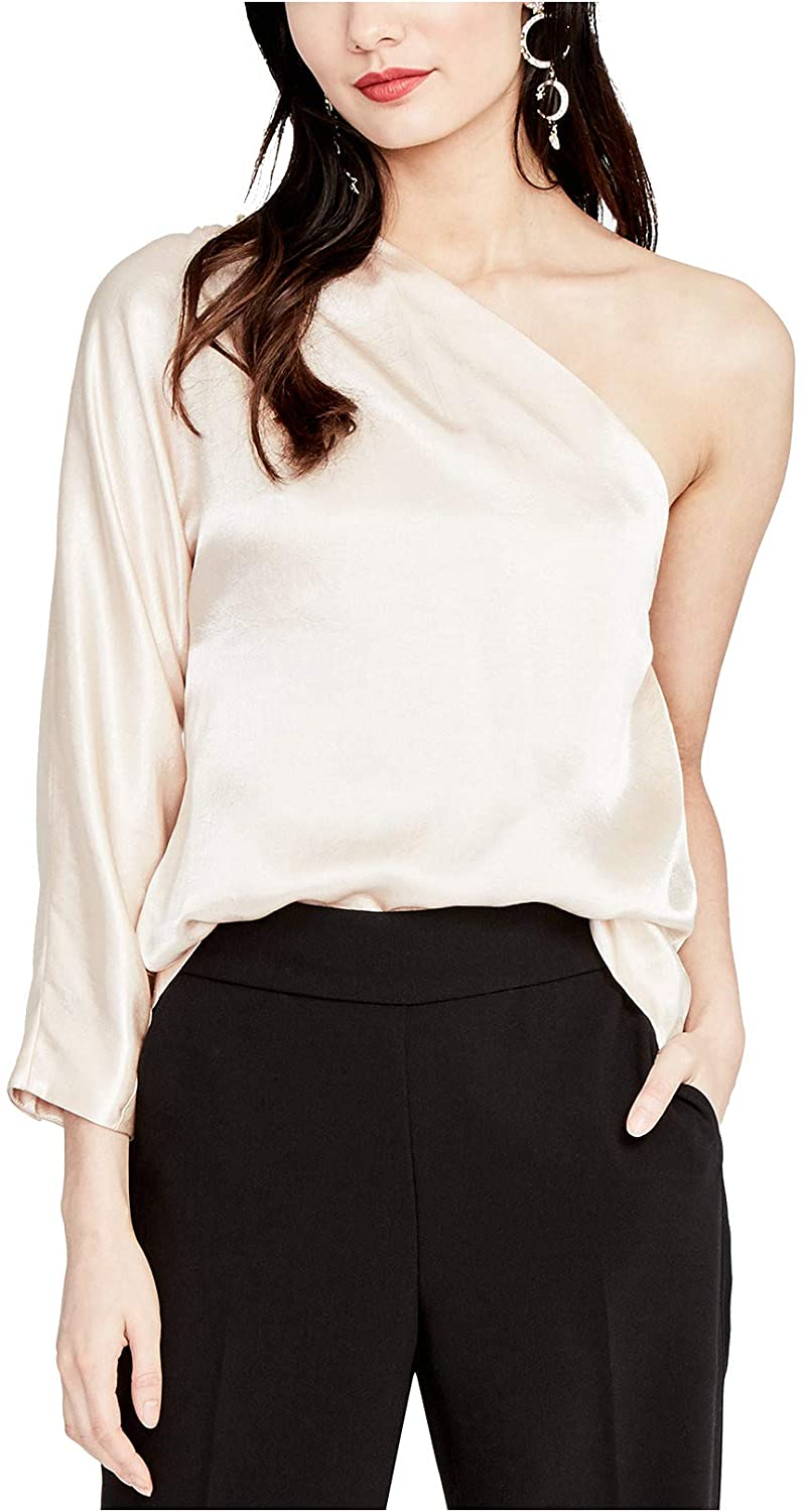 RACHEL Rachel Roy One-Shoulder Top
