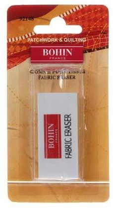 Bohin FABRICS ERASER, one
