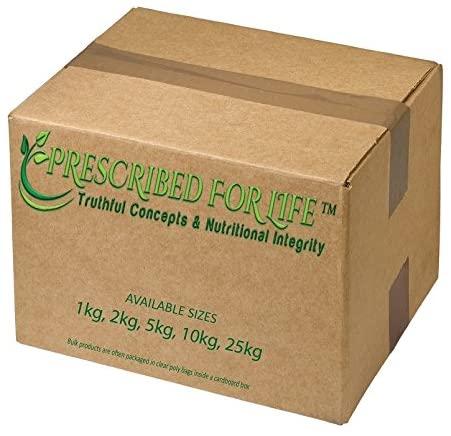 Prescribed for Life Catuaba - Natural Bark Powder (Erythroxylum catuaba), 5 kg