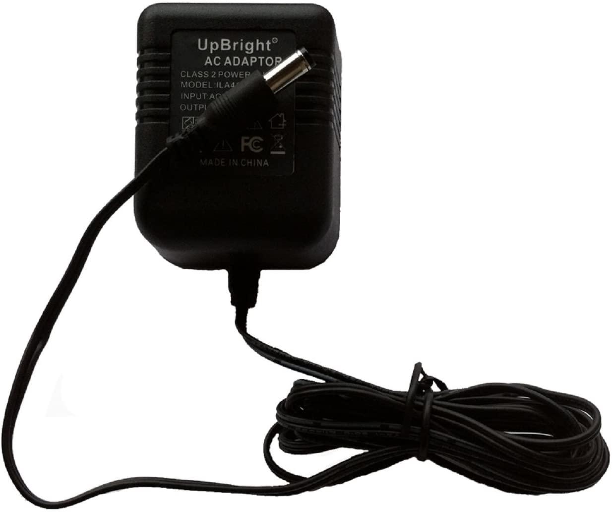 UpBright New 12V AC/AC Adapter for Munchkin Warm Glow Wipe Warmer one Size 10049 0231 FL-41120830A FL41120830A YU120100A2 YU120085A2 12VAC 830mA 1000mA AC12V 0.83A 1A 1.0A Class 2 Transformer Power