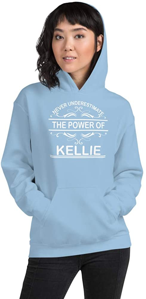 Never Underestimate The Power of Kellie PF