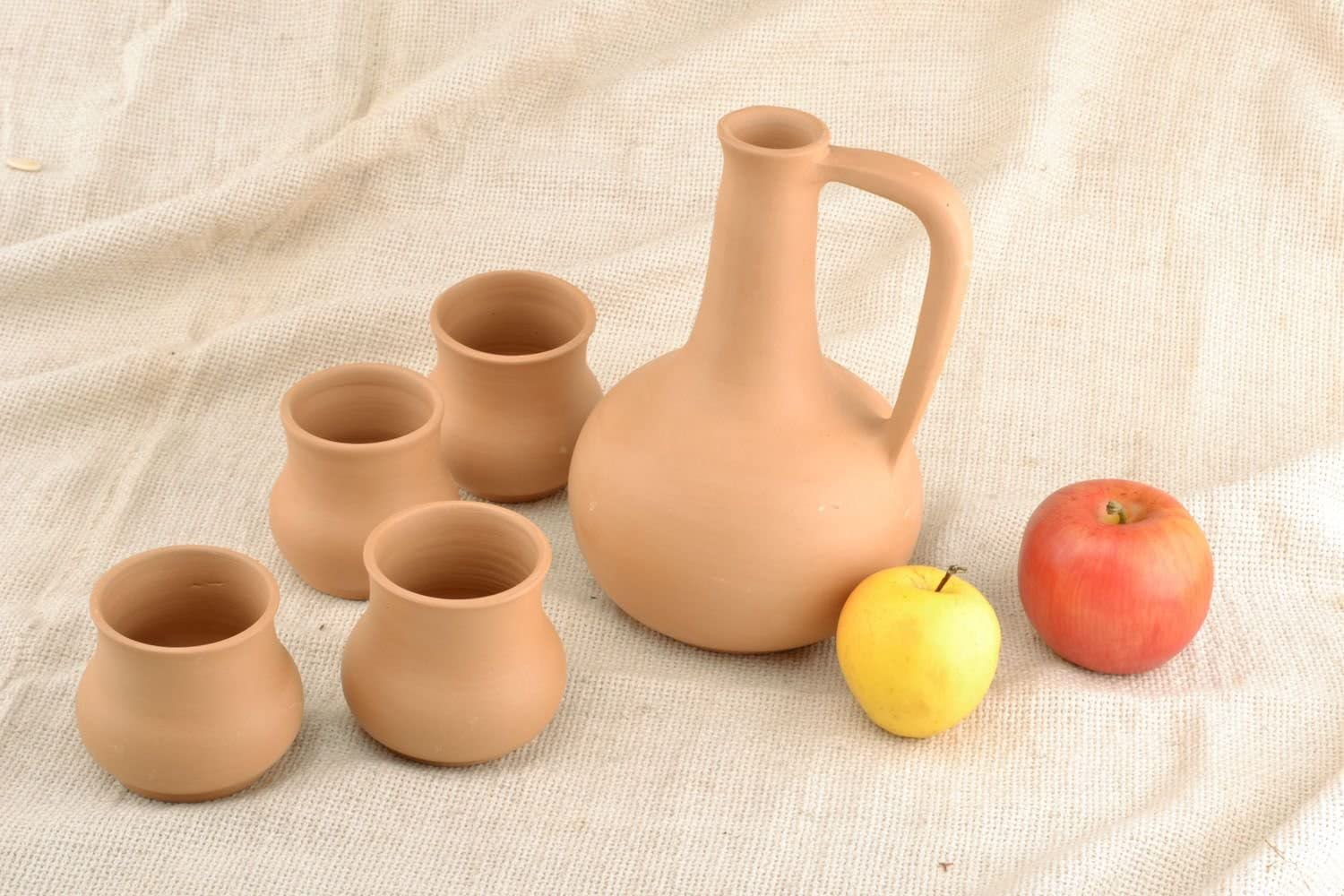 Ceramic Set For Alcohol
