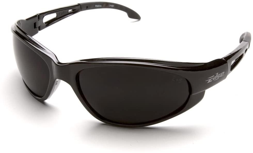 Edge Dakura Safety Glasses With Vapor Shield Anti Fog Coating Smoke Lens