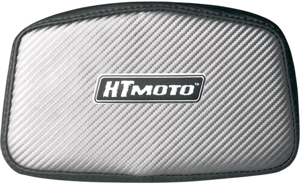 HT Moto UTV-PO2H-BLK/GY Head Cover