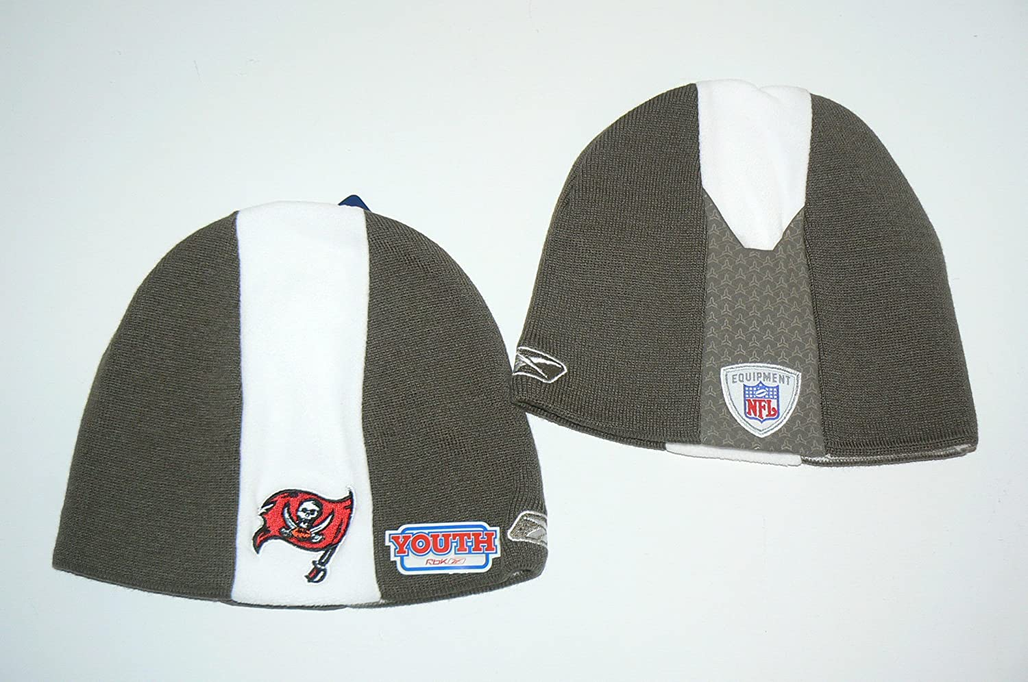NFL Tampa Bay Buccaneers Youth Skunk Beanie