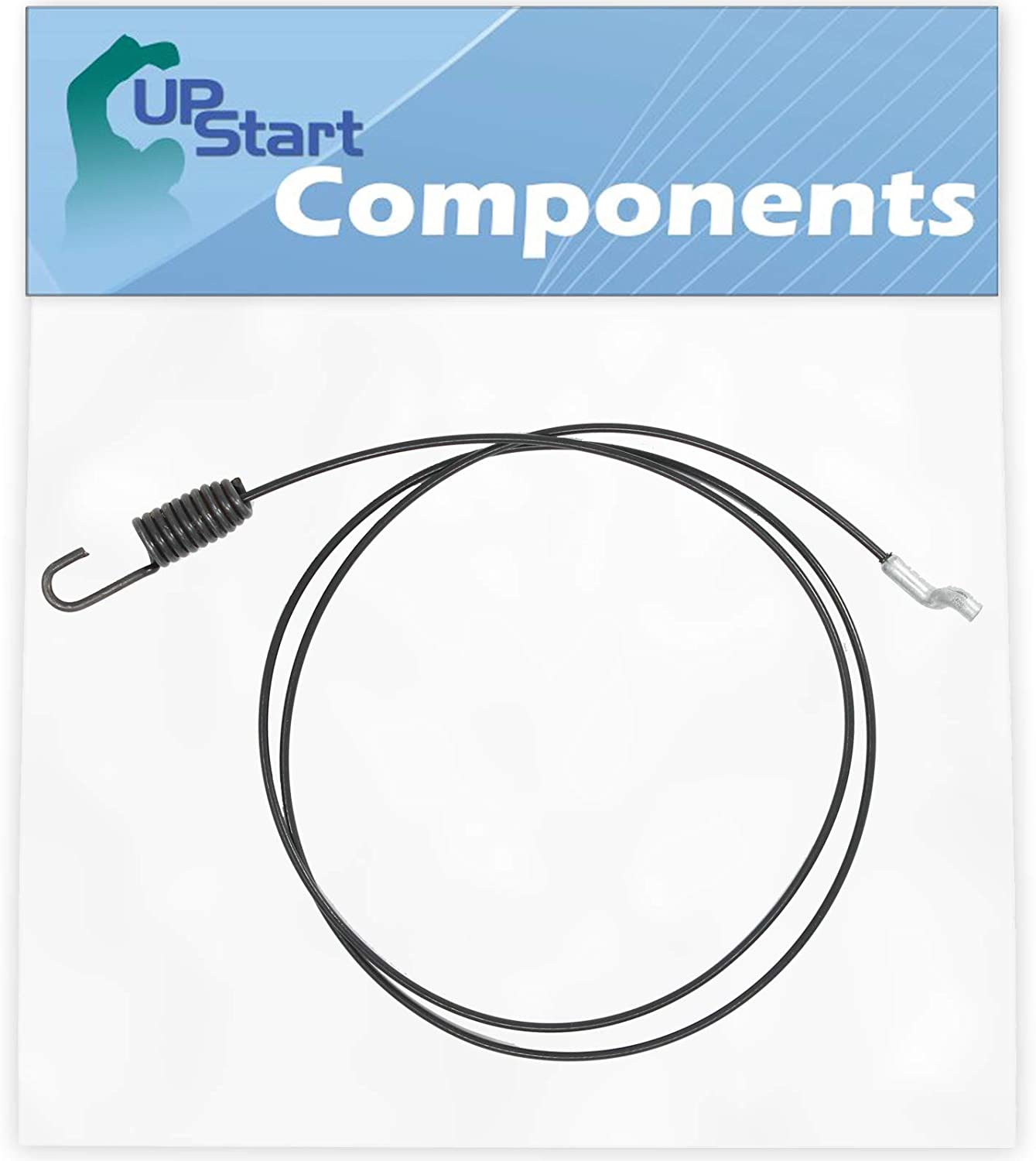 UpStart Components 946-04229B Clutch Cable Replacement for Yard Machines 31AM63FF752 (2012) Snowblower - Compatible with 746-04229 Clutch Drive Cable