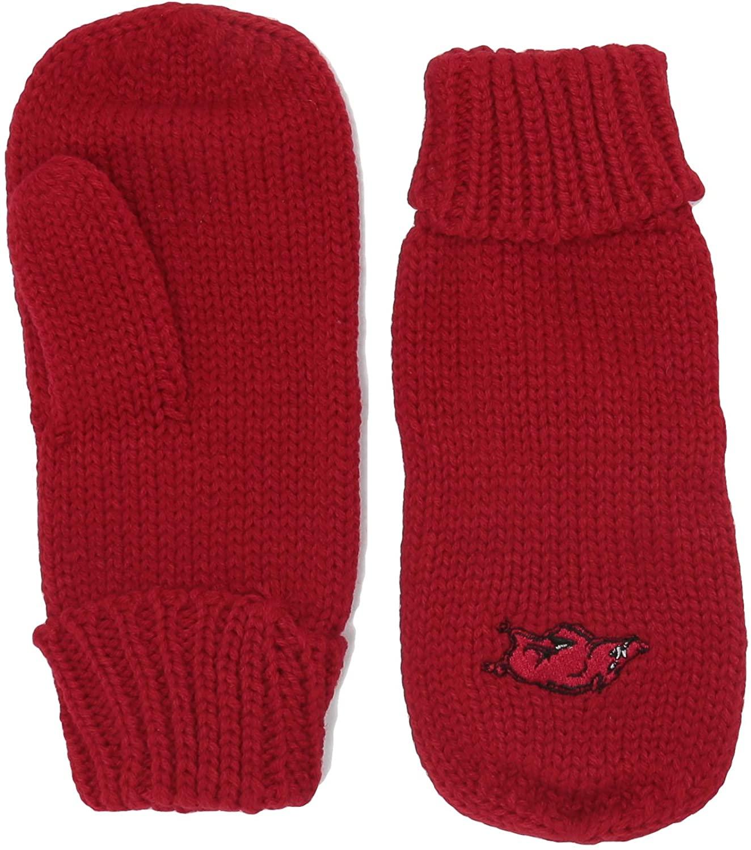FOCO NCAA Team Knit Mittens