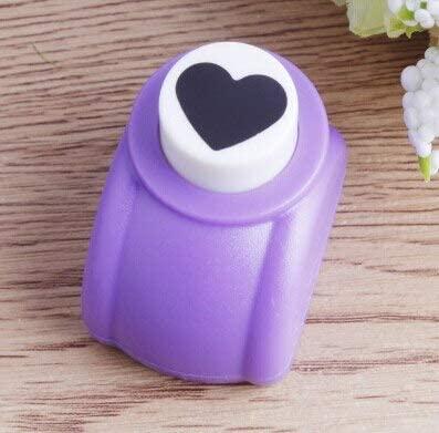 Clips Photo Album DIY 1.5cm Shape Heart Craft Punch Children Middle Size Hand Maker Hole Punch Children Toy Puncher