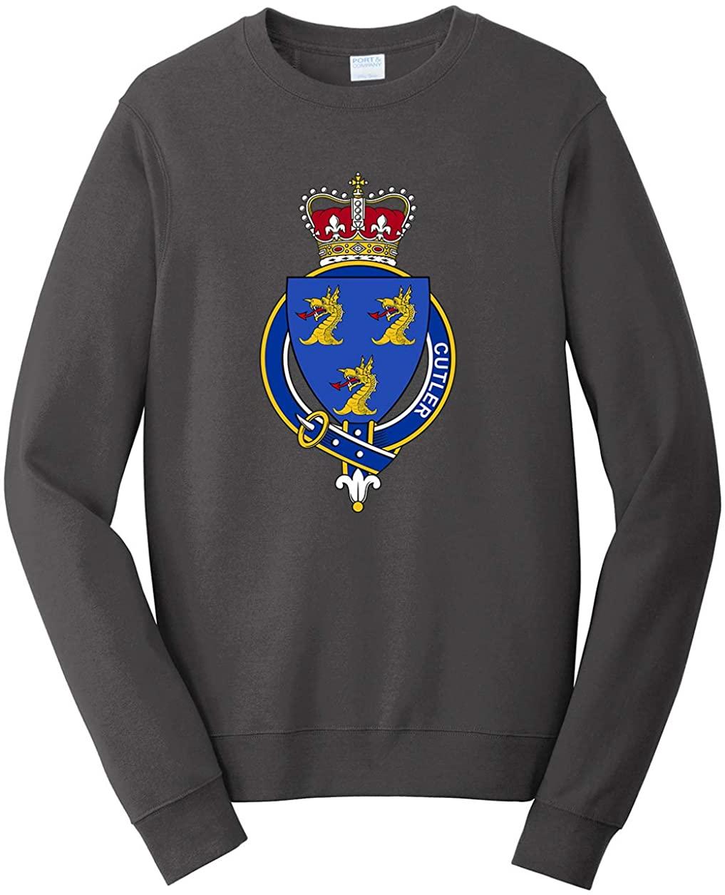 Tenacitee Men's English Garter Family Cutler Sweatshirt