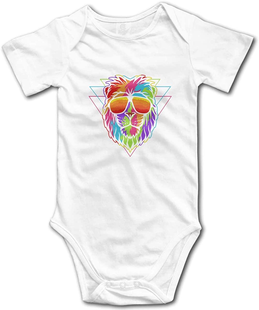AP.Room Ja Rastafari Logo Baby Bodysuit Blink Climbing Clothes White 6 Months