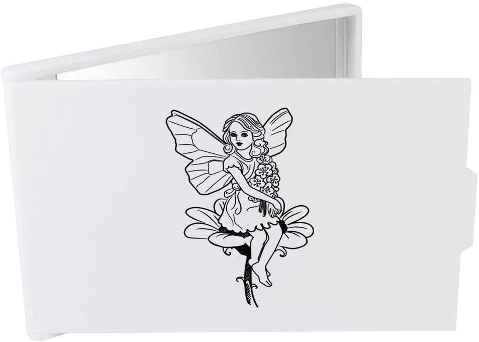 'Fairy Angel' Compact / Travel / Pocket Makeup Mirror (CM00014564)