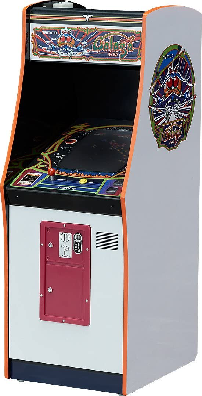 Namco Arcade Machine Collection: Galaga 1/12 Scale Miniature Replica
