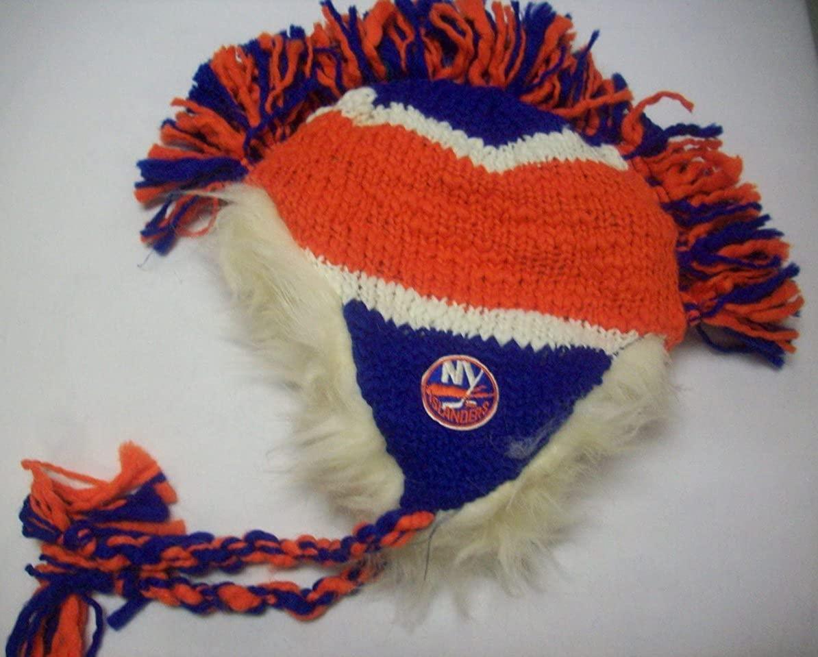 Reebok New York Islanders Mohawk Knit Hat KG81Z