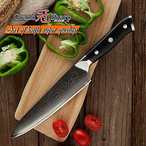Best Quality Kitchen Knives 8 Inch Professional Chef Knife 67 Layers Japanese Damascus Stainless Steel VG 10 Core Kitchen Tools G10 Handle
