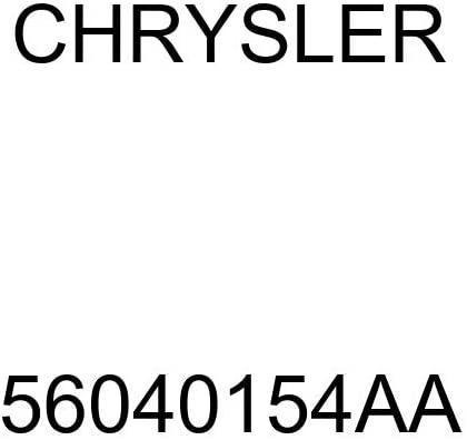Genuine Chrysler 56040154AA Powertrain Control Module