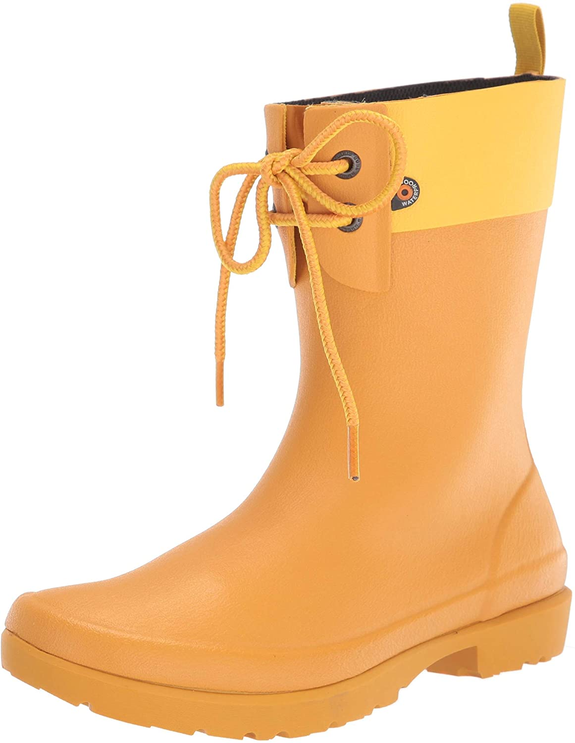 BOGS Women's Flora 2 Eye Waterproof Garden Rain Boot