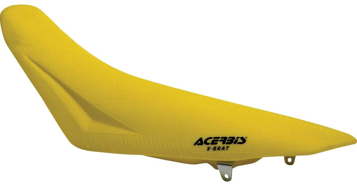 Acerbis X-Seat (Soft) (Black/Yellow) for 18-19 Suzuki RMZ450