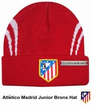 Atletico Madrid Crest Junior Bronx Hat