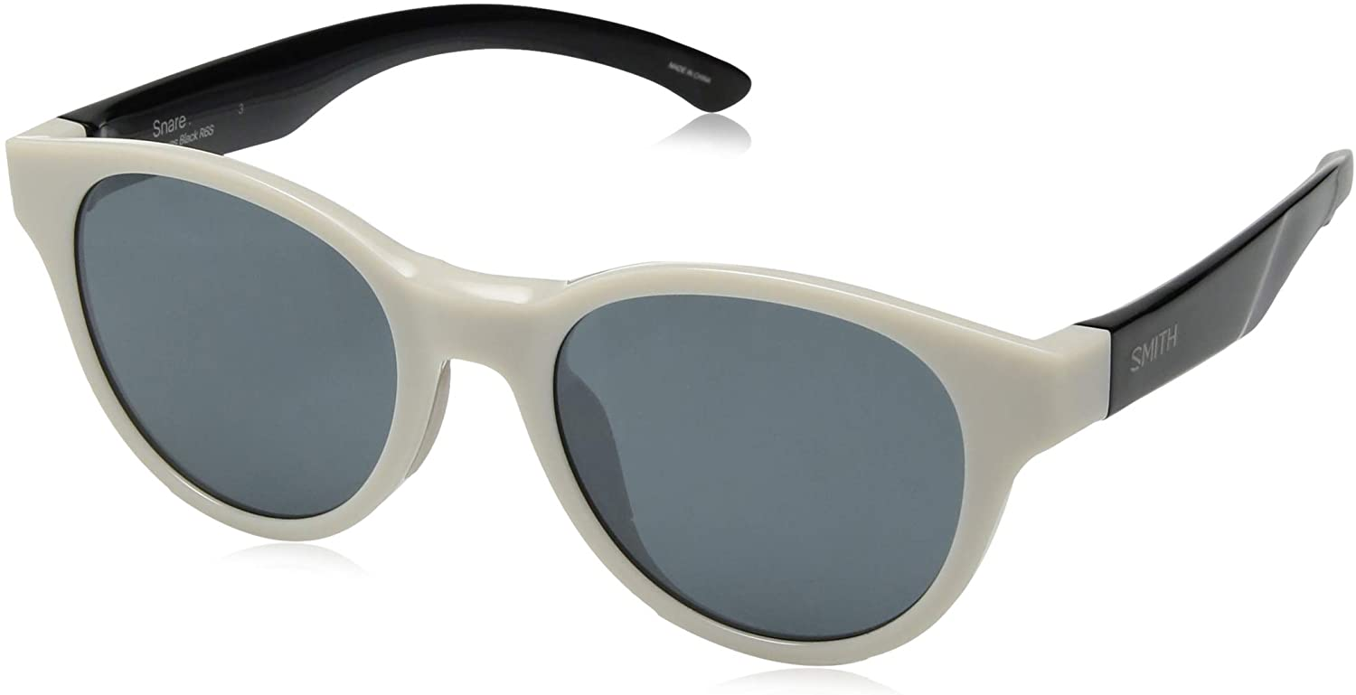 Smith Snare Carbonic Sunglasses, Canvas Black