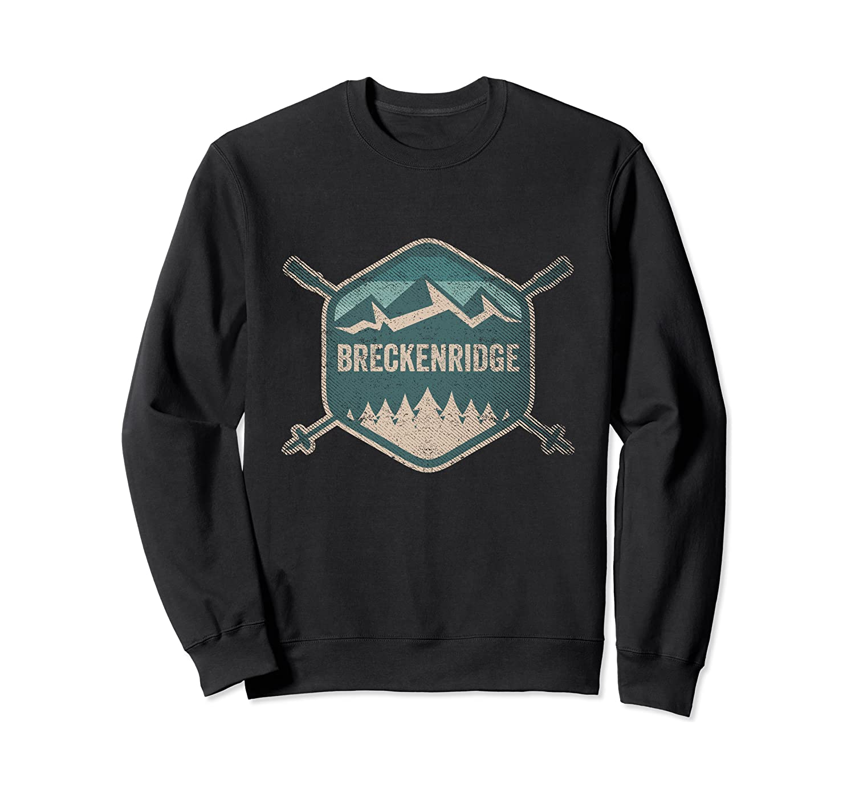 Vintage Breckenridge Sweater Retro Sweatshirt