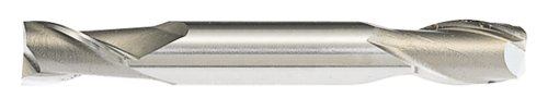 HSS End Mill, 10.00mm Dia, 13/16in.Cut L