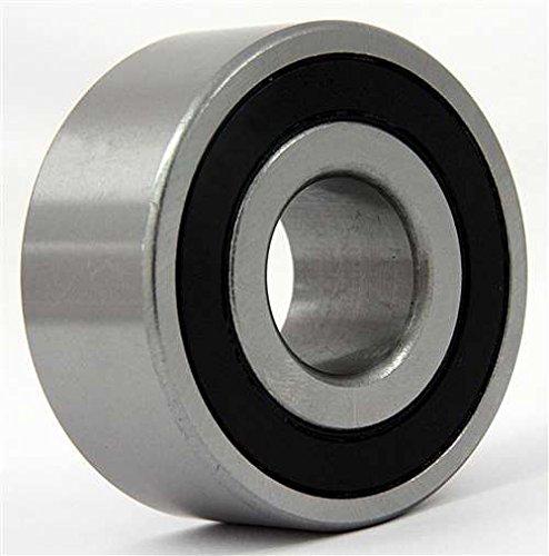 VXB Brand 3207-2RS Bearing Angular Contact Sealed 35x72x27 Type: Sealed Double-Row Angular Contact Ball Bearing Inner Diameter: 35mm Outer Diameter: 72mm
