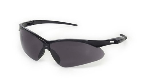 Liberty ProVizGard Roadster Protective Eyewear, Gray Lens, Black Nylon Frame (Case of 6 Pairs)