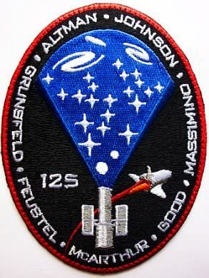 STS-125 Mission Patch