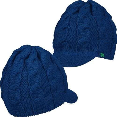 adidas Notre Dame Fighting Irish Women's Visor Knit Hat