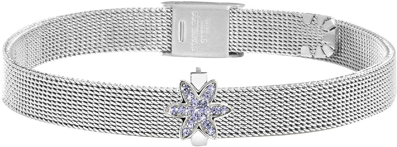 Morellato Women Stainless-Steel Tanzanite Bracelet