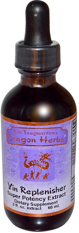 Dragon Herbs Yin Replenisher Super Potency Extract 2 fl oz 60 ml