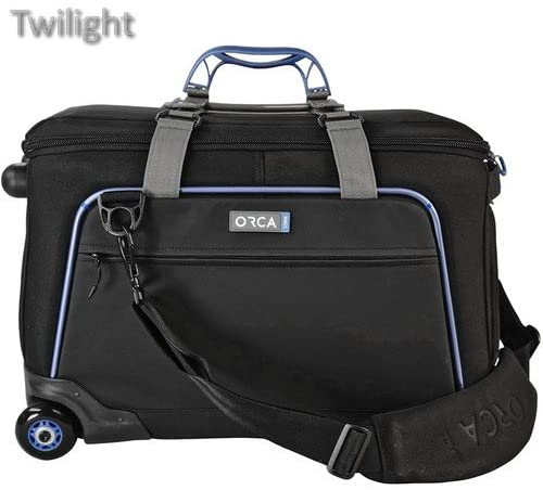 Twilight Orca OR-10 Video Camera Trolley Bag
