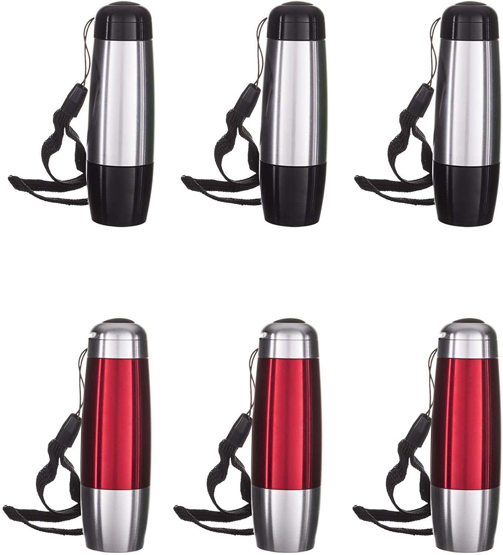 6 Pack Taper Flashlight