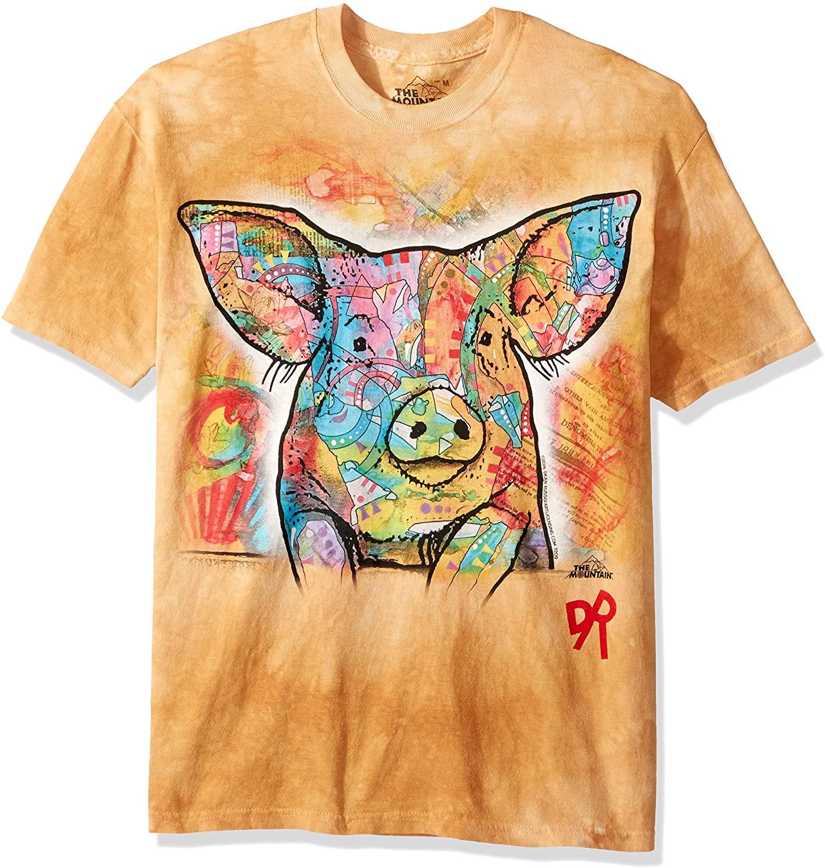 The Mountain Men's Dean Russo Pig T-Shirt