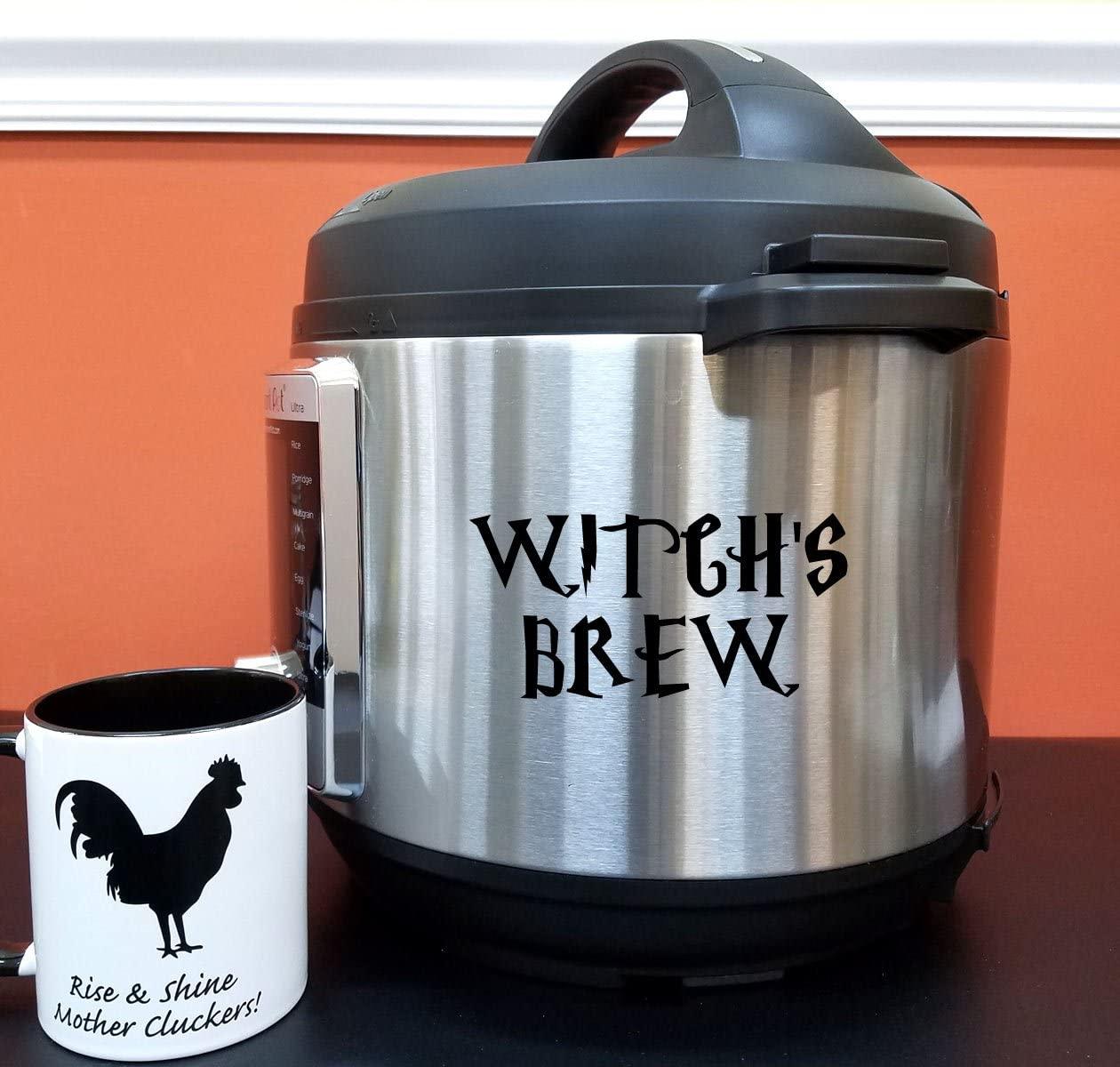 Witch's Brew 4