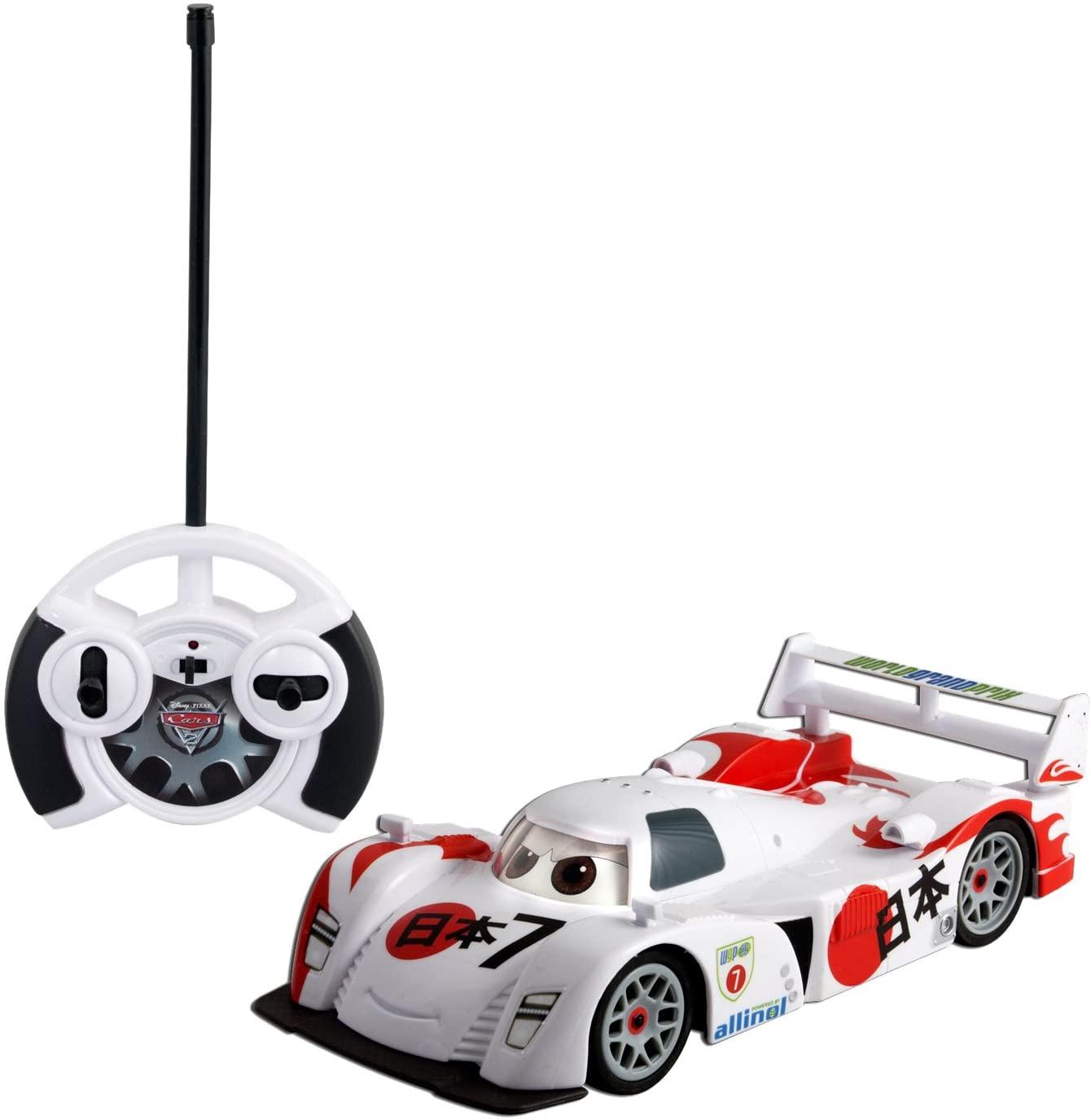 Cars 2 R/C 1:24th - Shu
