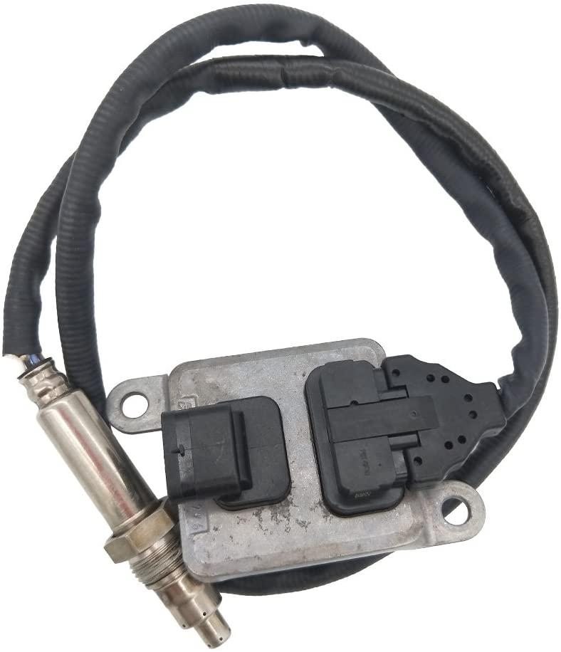 JESBEN 5WK96683D Nitrogen oxide sensor Nox Sensor Rear Replacement for Mercedes W205 W166 CLA350 GLE350 GLE400 ML350 C-KLASSE 0009053603 A0009053603