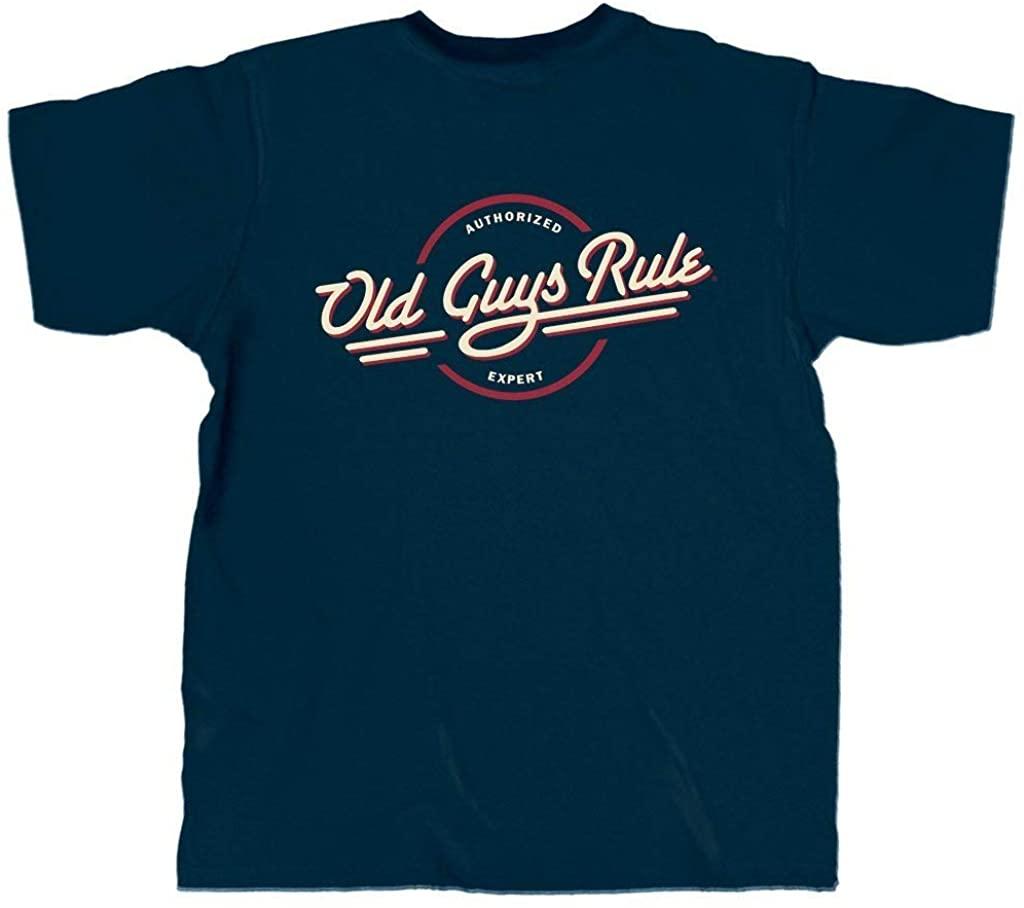 OLD GUYS RULE Men's Authorized Expert Premium T-Shirt