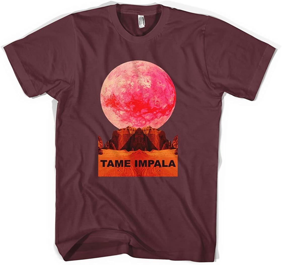 Revolver Tees Tame Impala Unisex T-Shirt Colours