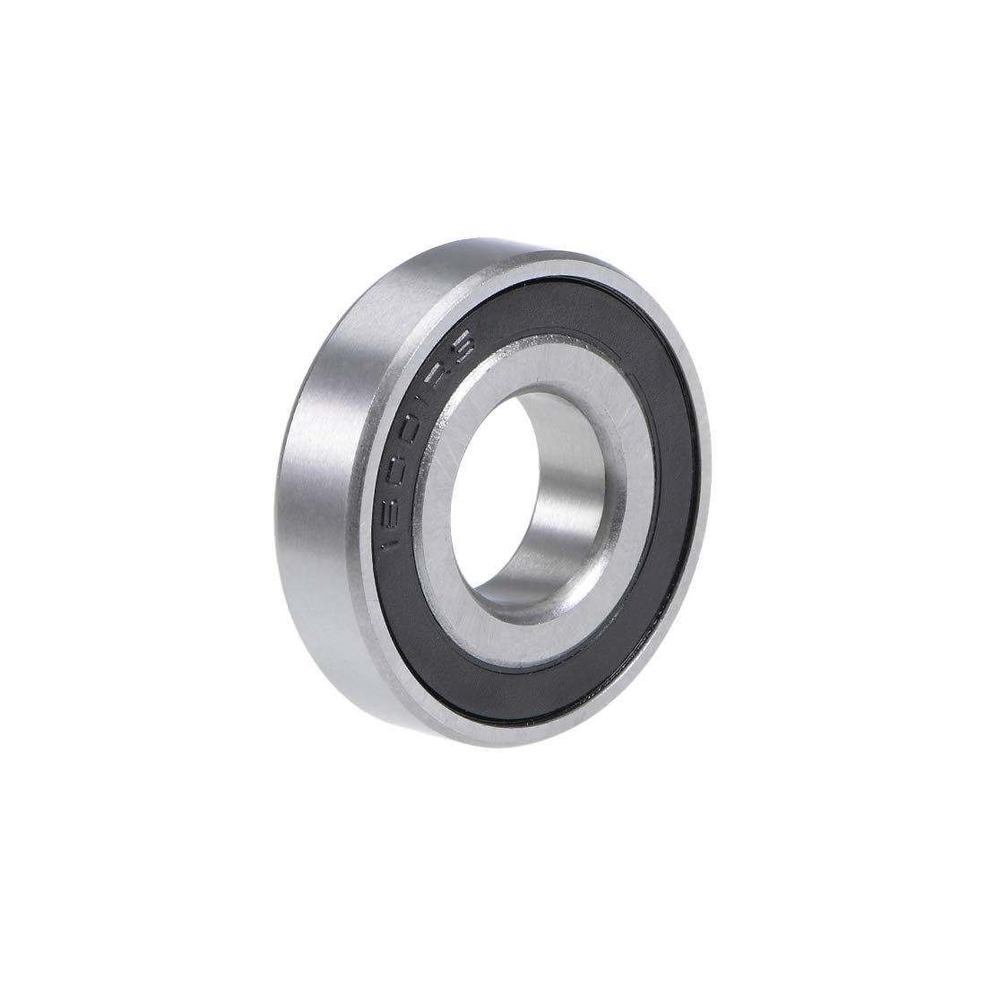 uxcell 16001-2RS Deep Groove Ball Bearing 12x28x7mm Double Shielded Chrome Steel Bearings 1-Pack