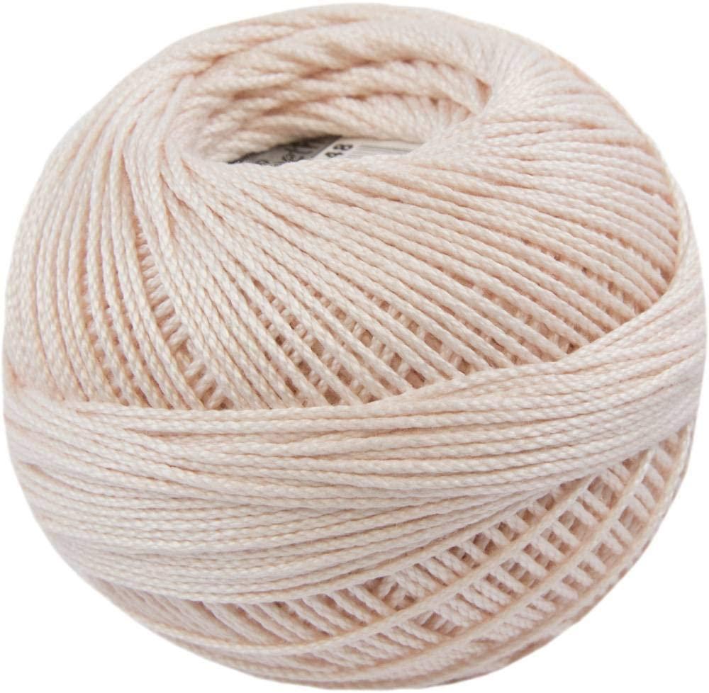 Handy Hands Lizbeth Cordonnet Cotton Size 3-Pearl Blush