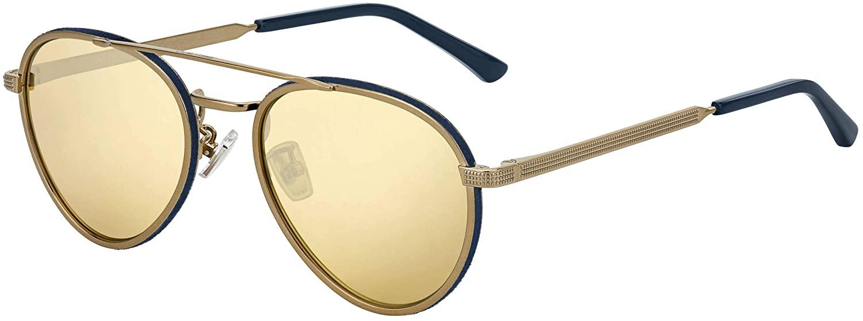 Sunglasses Jimmy Choo Cal/S 0S3H Bronze Blue / T4 Silver Mirror