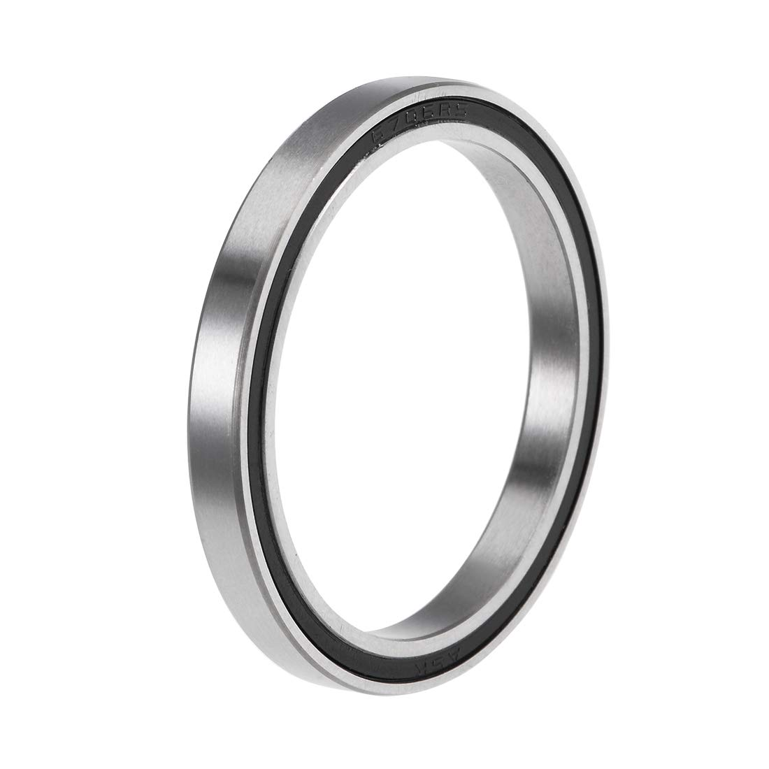 uxcell 6706-2RS Deep Groove Ball Bearings Z2 30mm x 37mm x 4mm Double Sealed Chrome Steel