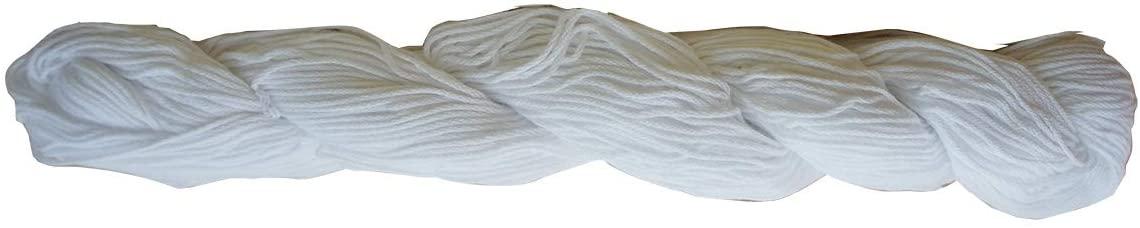 Japanese Sashiko Thread (Bright White)