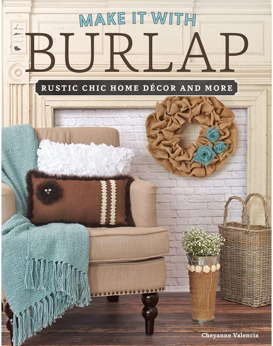Design Originals Make It with Burlap